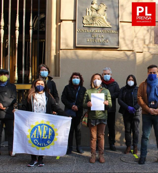 AFAEB denuncia ante Contraloría irregularidades en proceso de modernización de JUNAEB