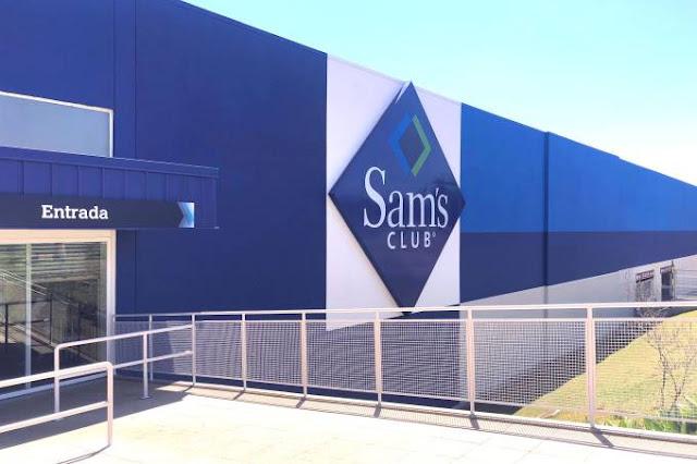 Sam's Club vagas