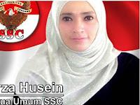Inilah Profil Siapa Firza Husein, Janda Makar Yang Dituding Selingkuhan Habib Rizieq Shihab
