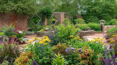 Jardinería para personas con diferentes capacidades en el Botánico de Chicago: Buehler Enabling Garden