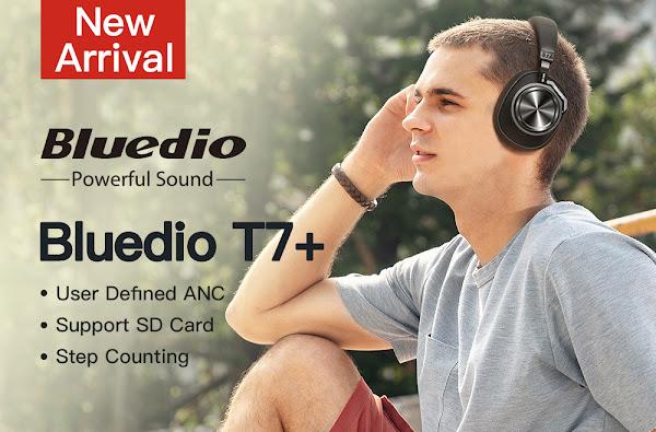 Bluedio T7 Plus - Uma boa alternativa para ouvir musica