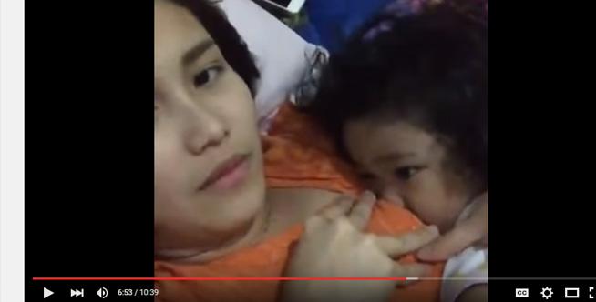 """Bocor Video Youtube Ayu Ting Ting Menyusui Membuat Heboh Karena """"Itu""""nya terekpos!!!!"""