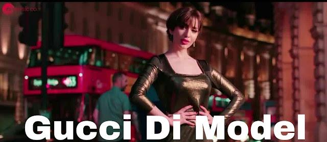 Gucci Di Model Lyrics
