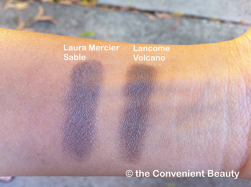 The Convenient Beauty: Review: Laura Mercier Eye Color Sable and ...