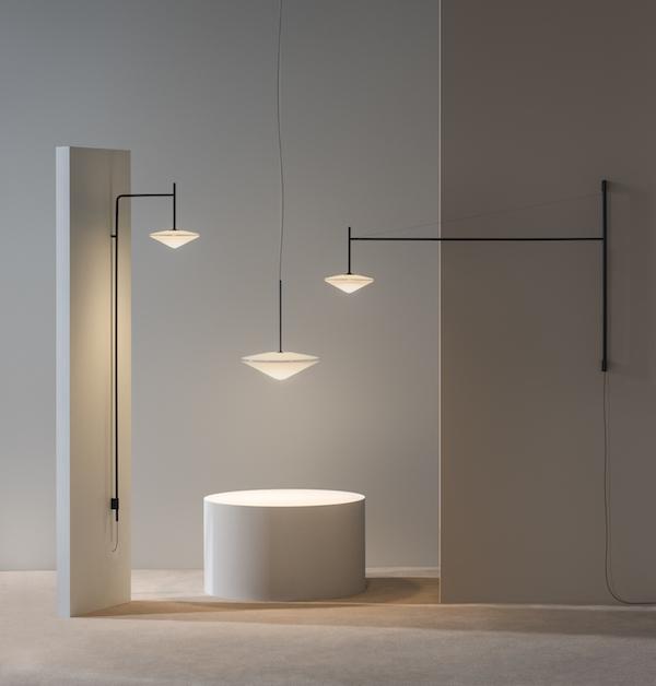 Minimal Light Design By Vibia Tempo