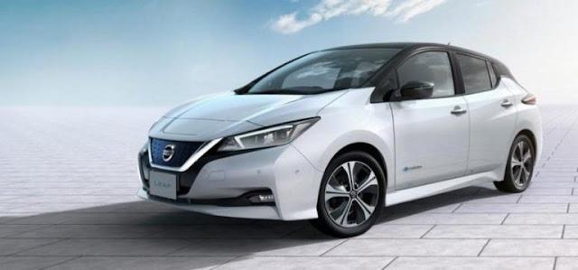 pilihan-mobil-listrik-baru-harga-terbaik-Nissan-leaf-2021-indonesia