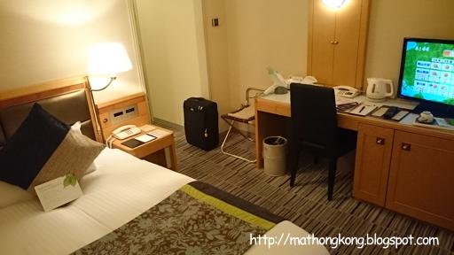Mの日本在住妄想日記: 宿・岡山【Hotel Granvia Okayama】