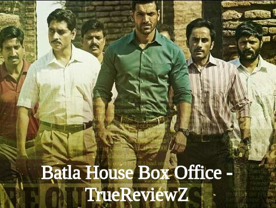 Batla House Box Office Day 21 Collection | India | Day Wise