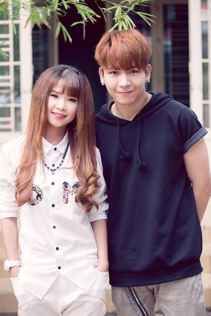 Ảnh mới nhất của Khởi My và Kelvin Khánh đầu năm nay