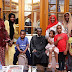 Baba Oyoyo! President Buhari Poses With His Children And Grandchildren In Aso Rock (See Photos)