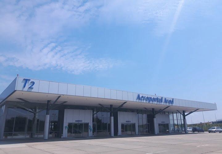 Arad International Airport, Aeroportul International Arad