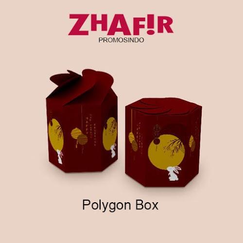 Cetak Kemasan Polygon Box