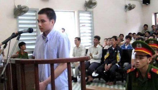 Con dao và cái thớt mua ngoài chợ vào HS vụ án Hồ Duy Hải: công lý thủ tục?