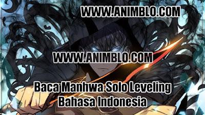 Baca Manhwa Solo Leveling Bahasa Indonesia Animblo