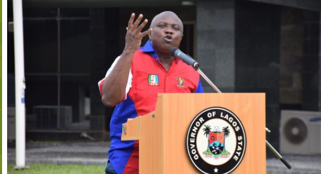 BREAKING: Ambode accepts defeat, congratulates Sanwo-Olu for victory