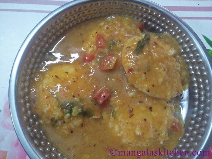 Hotel Style Tiffin Sambar | Idli Sambar | Traditional Chennai Style Tiffin sambar