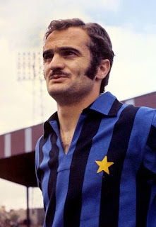 Sandro Mazzola wore the famous colours of Inter for his whole career