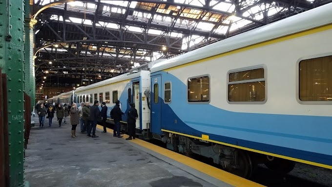 Más de 17 mil personas se movilizaron a Mar del Plata en tren en la primera quincena de Febrero