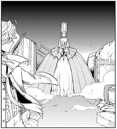 Versailles of the dead tome 2: Un petit rôle pour Marie Antoinette
