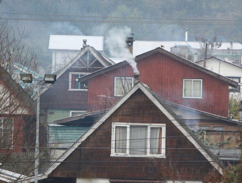 Osorno: Preemergencia ambiental para este 14 de junio