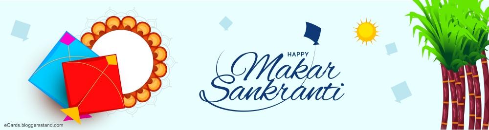 Happy Makar sankranti 2021 facebook cover pic