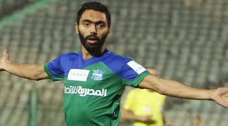 نادى العين الإماراتي، يضم رسمياً تعاقده اللاعب المصري حسين الشحات على سبيل الإعارة