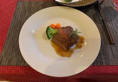 延命館 夕食