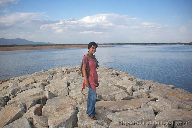 Mayanur Check dam
