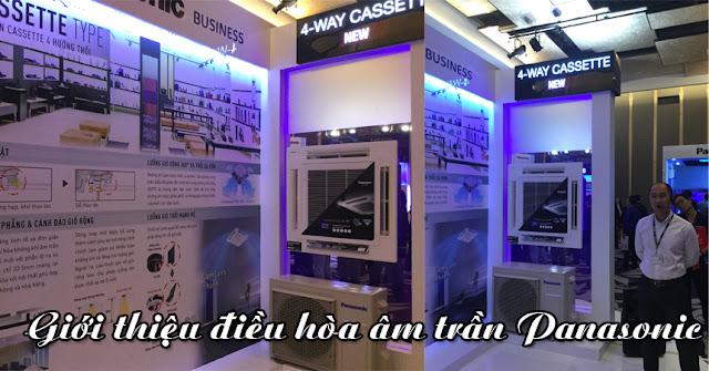 phân phối Máy lạnh âm trần Panasonic 3HP – May lanh am tran thi công lắp chuyên môn với giá thấp bình dân 1