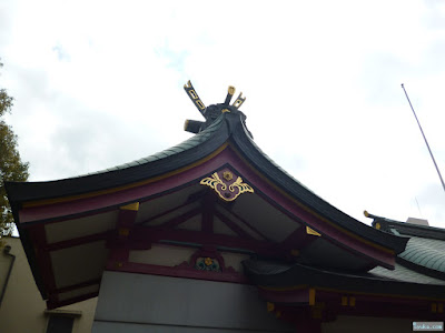 神津神社十三戎神社本殿