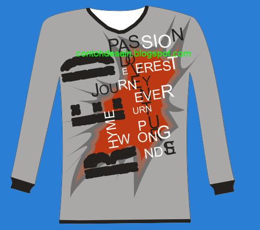 desain+kaos+tulisan+passion+keren