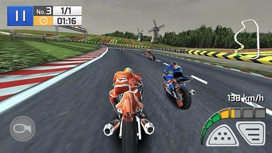 Games Balap Moto GP