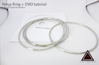 Jual Ninja Ring + DVD Tutorial