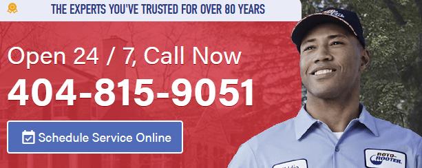 24 Hour Affordable Emergency Plumber Atlanta Services