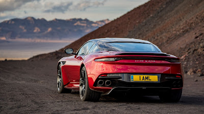 Aston Martin DBS Superleggera 2018 Review, Specs, Price