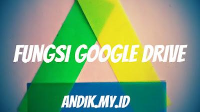 google drive, fungsi google drive, google, cloud storage, file hosting,