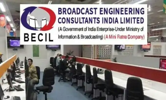 BECIL Recruitment 2021 : Apply for 1679 Posts : Educational qualification - 10 Pass, 12 Pass and ITI