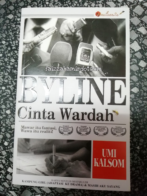 Novel Review ~ BYLINE Cinta Wardah