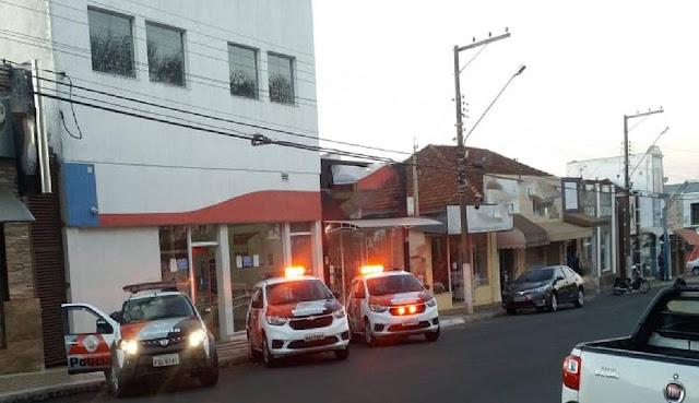 Duas motos são apreendidas após Operação Saturação em Rinópolis