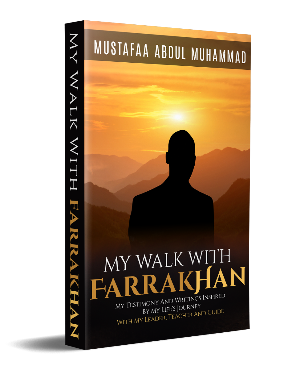 My Walk With Farrakhan Book
