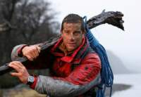 What are some interesting facts about 'Bear Grylls' coming on Discovery Channel?