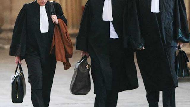المهدية : محامي يعتدي على زميله بالعنف الشديد