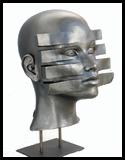 Visage-femme-sculpture