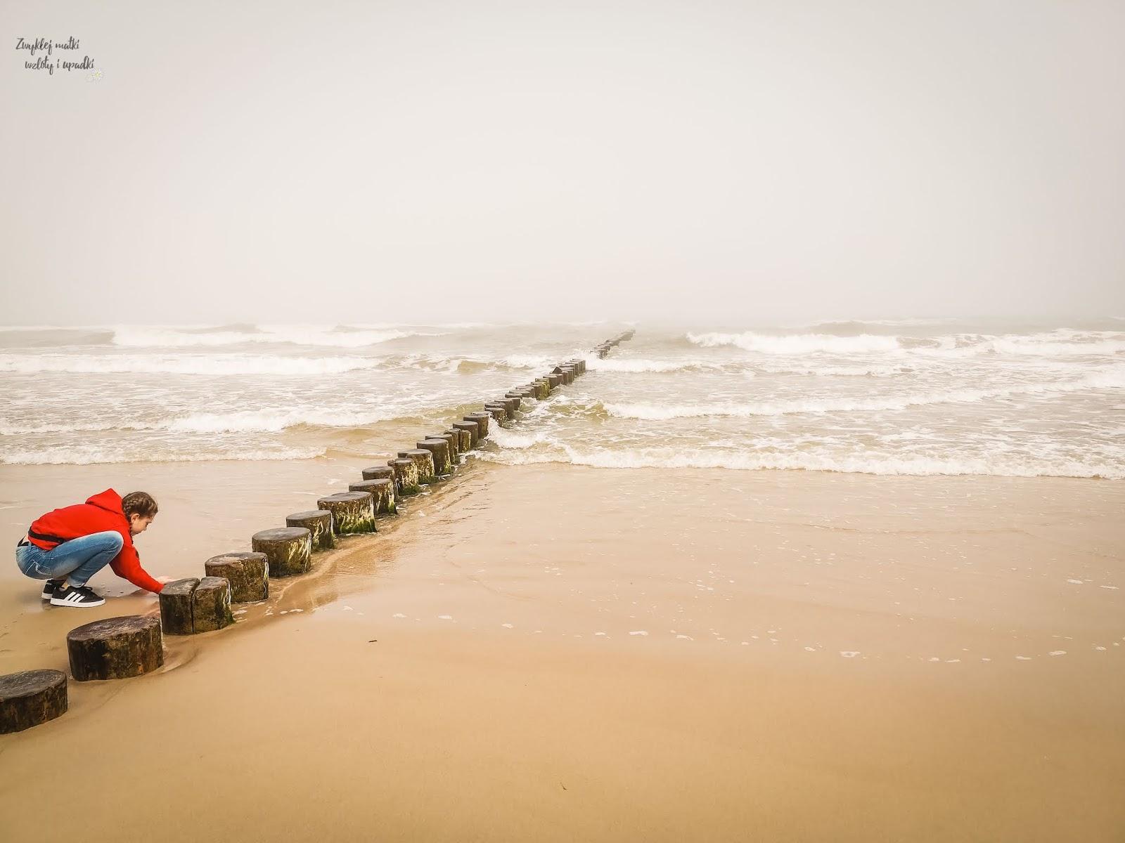 Kiedy NIE jechać nad polskie morze?