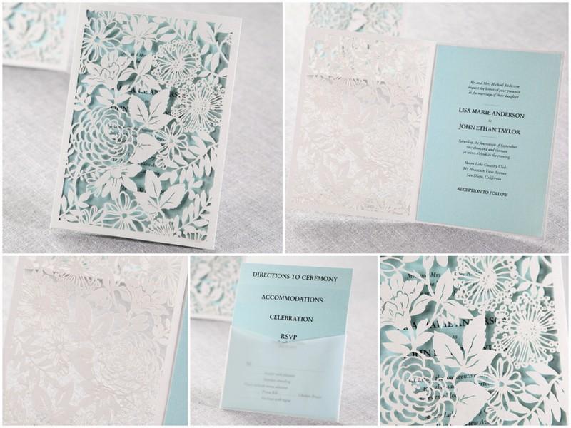 B Wedding Invitations Discounts (15% Off, Free Assembly U0026 Shipping)