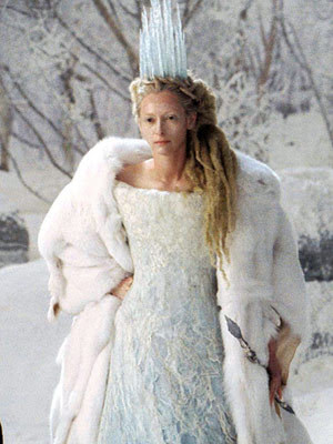 You will need Long white/silver dress crown white fur wrap or stole witchu0027s staff/wand - and maybe some Turkish delight to hand?  sc 1 st  Based on the Book & Top Ten Tuesday: Liter-scary Halloween Costume Ideas | Based on the Book