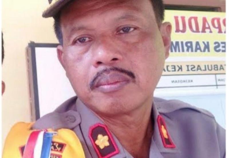 Masuk Rumah Sakit dengan Kesadaran Lemah, Komisaris Polisi Itu Meninggal Positif Corona