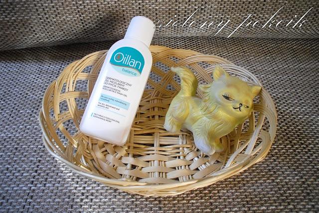 Kosmetycznie: Oillan - Dermatologiczny żel micelarny do mycia twarzy