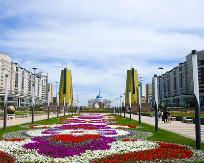 astana tourism