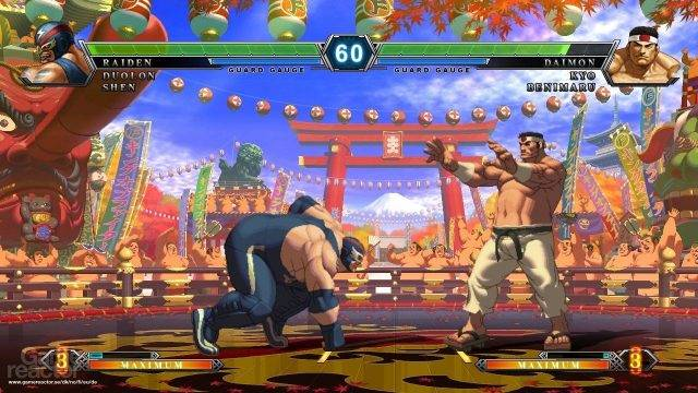 The King of Fighters XIII 2011